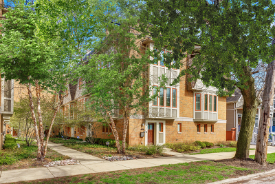 Chicago Condo/Townhouse New: 3147 North Honore Street