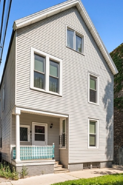 Chicago Multi Family Home New: 1410 West Cornelia Avenue