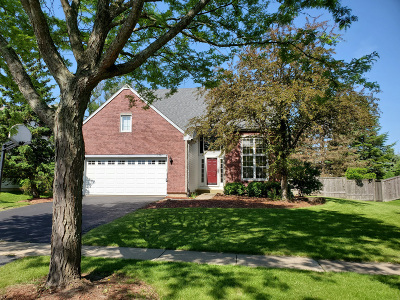 Crystal Lake Single Family Home New: 1564 Dogwood Drive