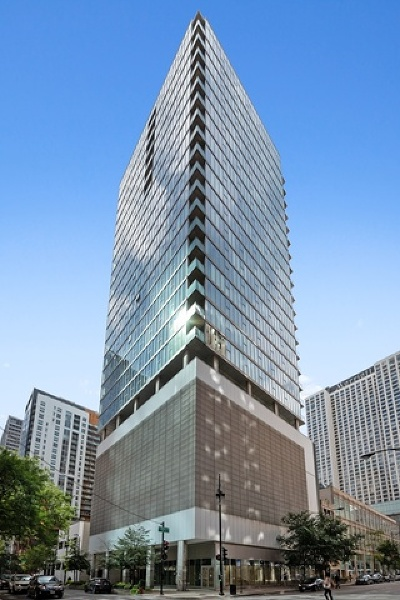 Chicago Condo/Townhouse New: 550 North St Clair Street #1006