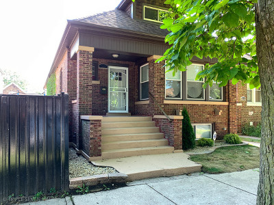 Chicago Single Family Home New: 7823 South Champlain Avenue