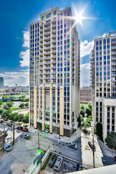 Cook County Condo/Townhouse New: 700 North Larrabee Street #1915