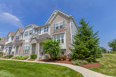 Du Page County Condo/Townhouse New: 222 Bennett Drive