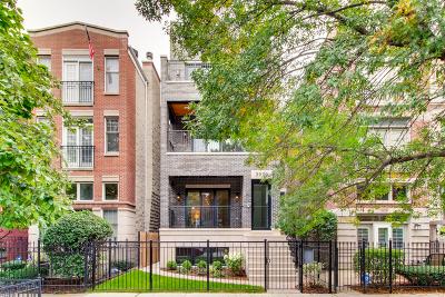 Chicago Condo/Townhouse New: 3930 North Greenview Avenue #2