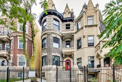 Chicago Multi Family Home New: 4516 South King Drive