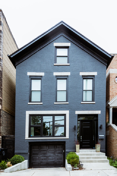 Chicago Single Family Home New: 1516 North Wieland Street