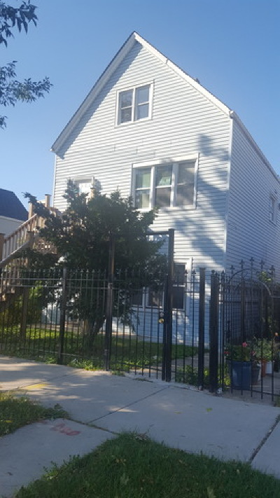 Chicago Multi Family Home New: 2438 West 48th Street