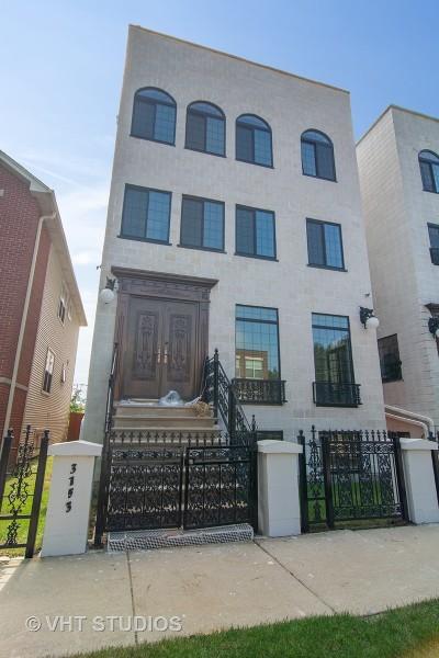 Chicago, Aurora, Elgin, Hammond, Joliet, Kenosha, Michigan City, Naperville Single Family Home New: 3153 West Wallen Avenue