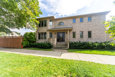 Chicago Single Family Home New: 5938 North Harlem Avenue