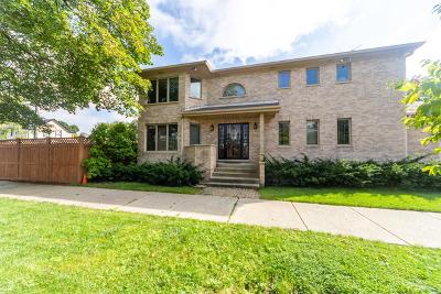 Chicago, Aurora, Elgin, Hammond, Joliet, Kenosha, Michigan City, Naperville Single Family Home New: 5938 North Harlem Avenue
