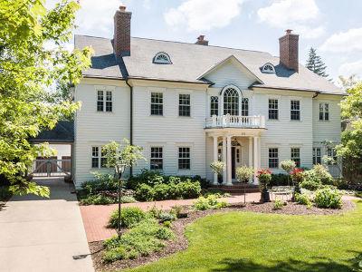 Glen Ellyn Single Family Home New: 353 Oak Street