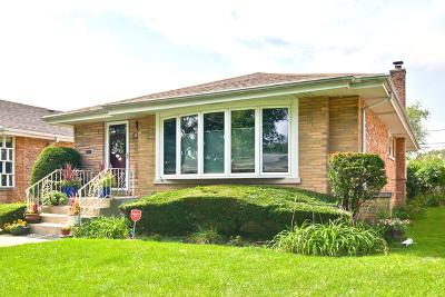 Cook County Single Family Home New: 7418 Karlov Avenue