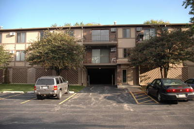 Naperville Condo/Townhouse New: 522 East Bailey Road #201