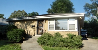 Cook County Single Family Home New: 605 6th Avenue