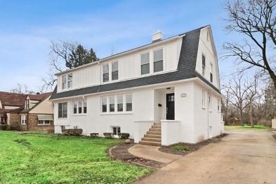 Brookfield Single Family Home New: 8629 Rockefeller Avenue