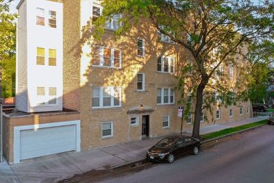 Cook County Condo/Townhouse New: 4241 North Kimball Avenue #G