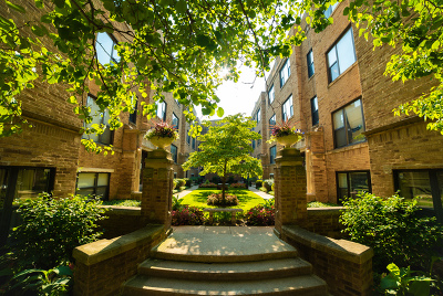 Cook County Condo/Townhouse New: 5928 North Paulina Street #-2
