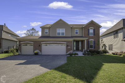 Plainfield Single Family Home New: 16024 South Selfridge Circle
