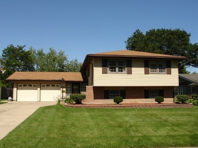 Glen Ellyn Single Family Home New: 21w634 Glen Valley Drive