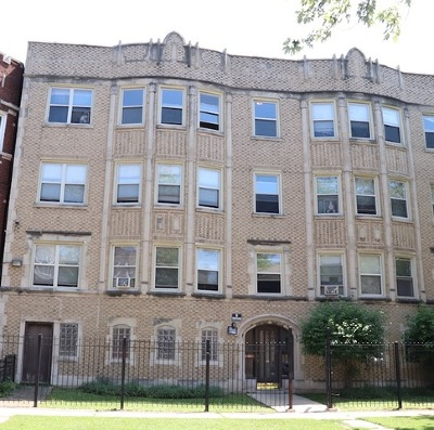 Cook County Multi Family Home New: 8057 South Maryland Avenue