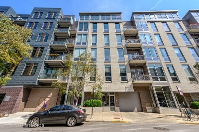 Condo/Townhouse New: 23 North Aberdeen Street #2S