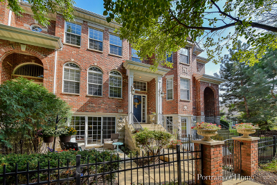 Naperville Condo/Townhouse New: 2640 Blakely Lane