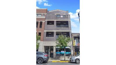 Cook County Condo/Townhouse New: 2457 North Lincoln Avenue #4