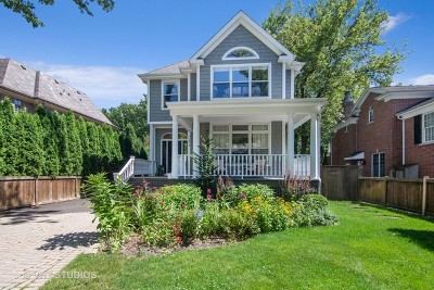 Cook County Single Family Home New: 244 Mary Street