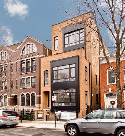 Condo/Townhouse New: 1217 North Paulina Street #3