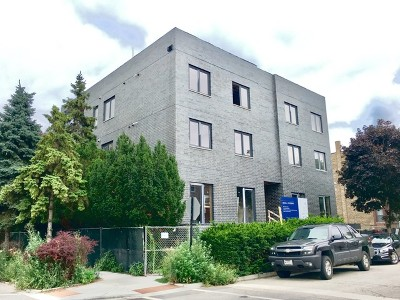 Condo/Townhouse New: 2342 North Leavitt Street #1S