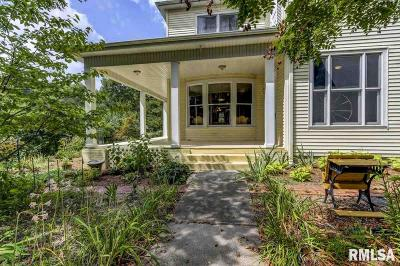 Petersburg Single Family Home For Sale: 205 N 9th