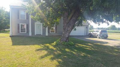Virden Single Family Home For Sale: 433 N Henderson
