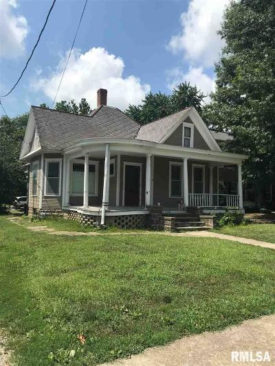 Winchester Single Family Home For Sale: 115 N Main