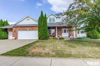 Chatham Single Family Home For Sale: 318 Aspen