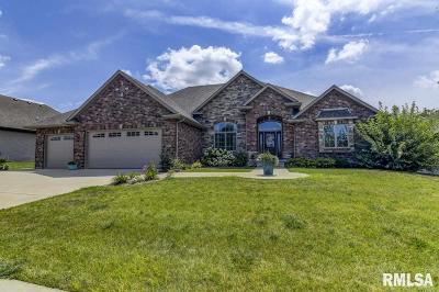 Springfield Single Family Home For Sale: 2816 Pat Tillman