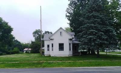 Girard Single Family Home For Sale: 504 E Center