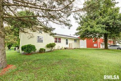 Girard Multi Family Home For Sale: 31453 31459 Pleasant Hill