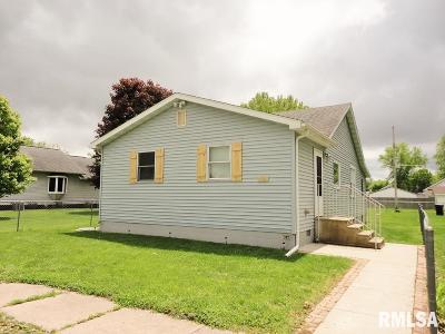 Kincaid Single Family Home For Sale: 313 Hickory