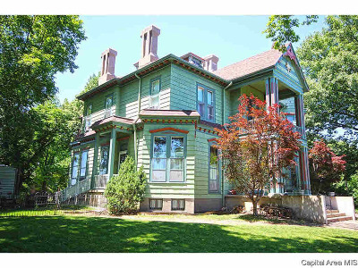 petersburg Single Family Home For Sale: 324 W Jackson St