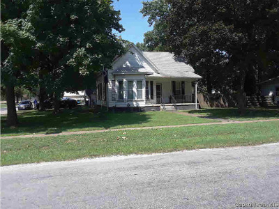 Girard Single Family Home For Sale: 620 W Madison