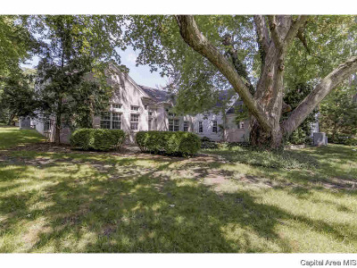 Springfield Single Family Home For Sale: 1800 Cherry Rd