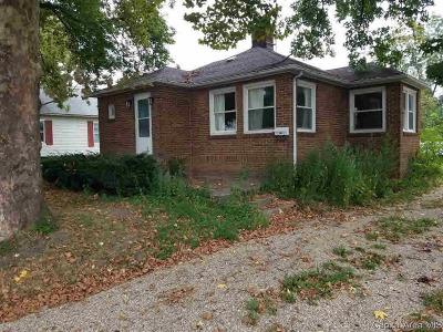 Virden Single Family Home For Sale: 224 S Springfield