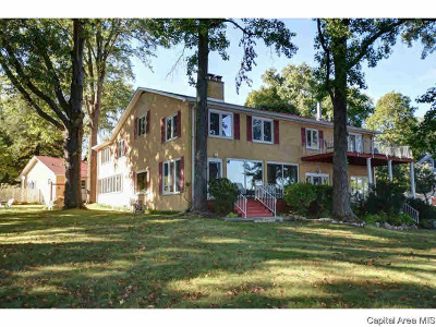 Sangamon County Single Family Home For Sale: 58 N Fox Mill