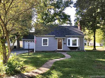 Jacksonville Single Family Home For Sale: 1211 Edgehill Rd