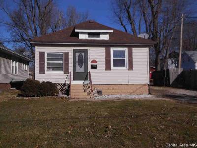 Jacksonville Single Family Home For Sale: 912 E College