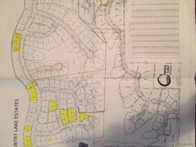 Athens Residential Lots & Land For Sale: Lot 166 Grist Mill Lane