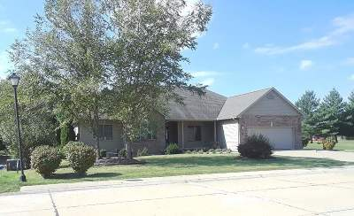 Carlinville Single Family Home For Sale: 53 Eastland