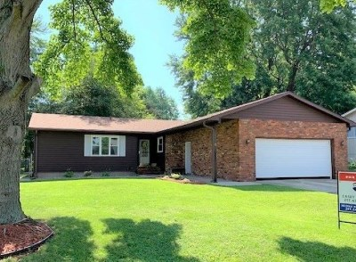 Jacksonville Single Family Home For Sale: 8 Kay Pl