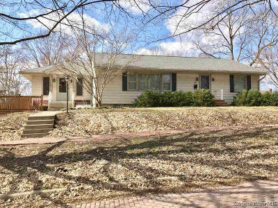 Virginia Single Family Home For Sale: 301 S Morgan St