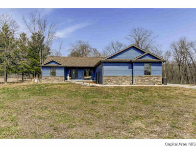 Petersburg Single Family Home For Sale: 11871 Price